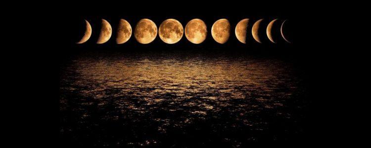 Eclipsa de Luna 03 Martie 2007