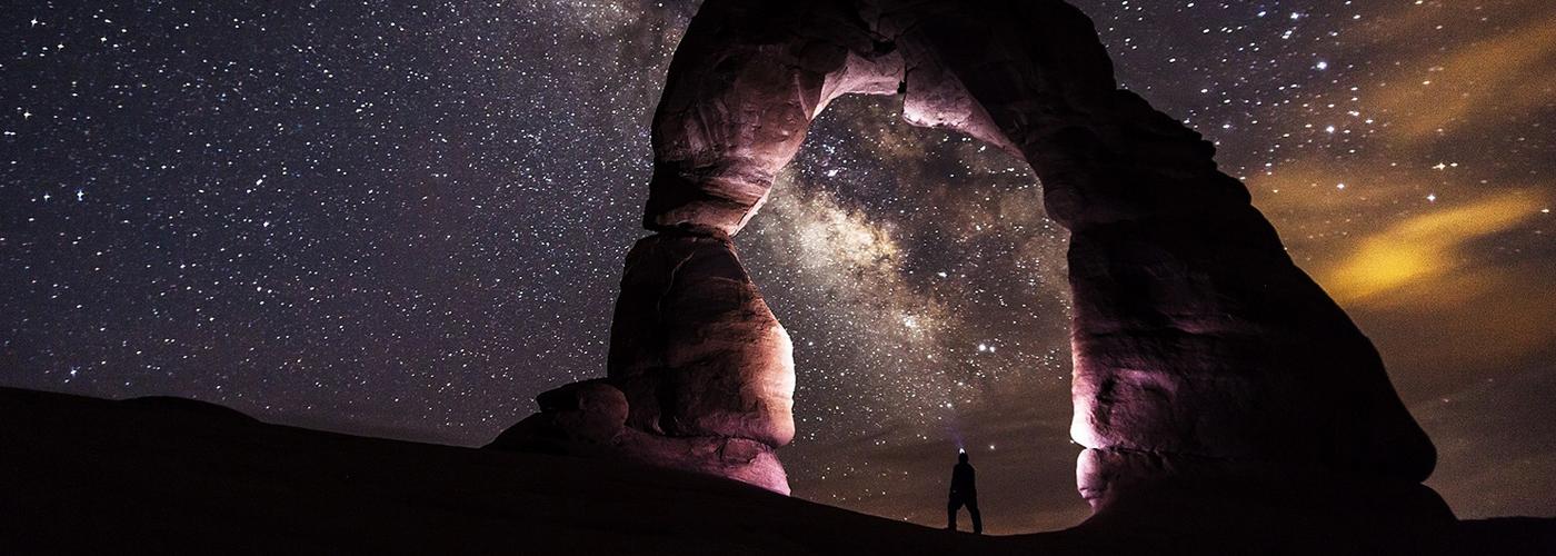 Misterul întregului Univers şi frumuseţea sa profundă se ascund în fiecare dintre noi.