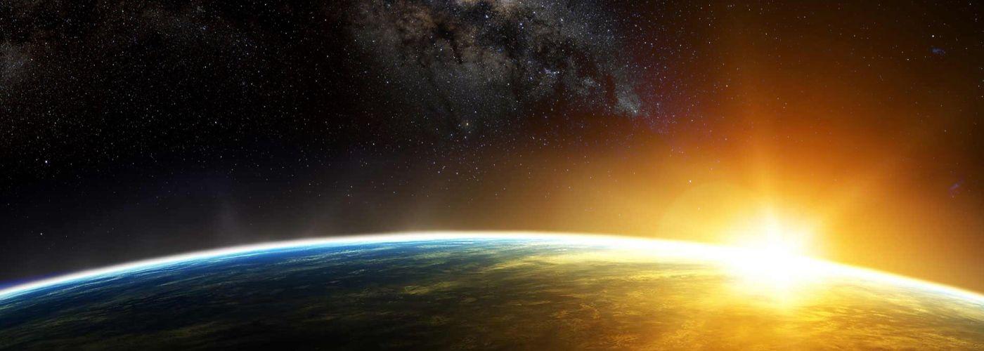 Acolo unde ești se află lumea întreagă.