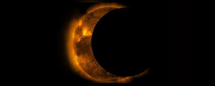 Eclipsa partiala de Soare 1-2 Iunie 2011