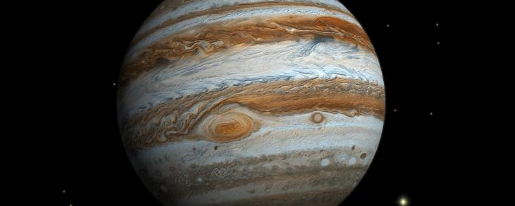 Nu ratați evoluția Marii Pete Roșii de pe suprafața lui Jupiter
