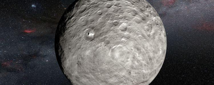 Priviți planeta pitică Ceres în cea mai bună poziție pentru 2019