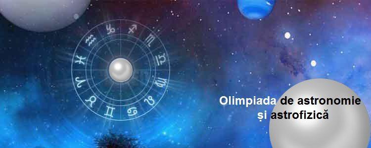 Programa Olimpiadei de Astronomie și Astrofizică