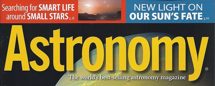 Revista Astronomy – Septembrie 2019