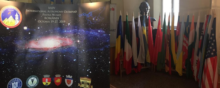 Piatra Neamț – ediția a XXIV-a a Olimpiadei Internaționale de Astronomie