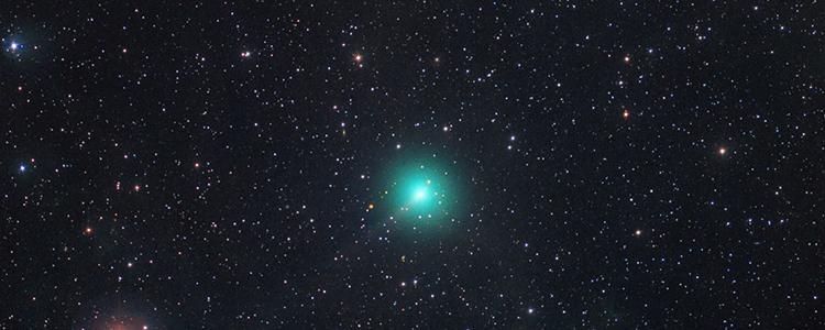 Cometa ATLAS poate fi vizibilă cu ochiul liber în curând